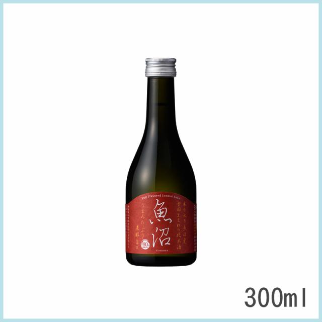 濃醇魚沼 純米 300ml 白瀧酒造