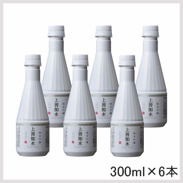 白瀧酒造 上善如水 純米吟醸 ペットボトル 300ml ...