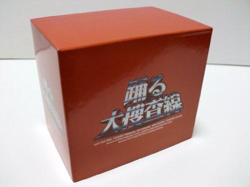 踊る大捜査線 BOXセット [DVD](中古良品)
