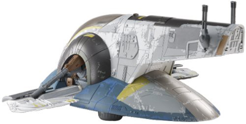 Star Wars Episode 2 Jango Fett Slave 1(中古品)...