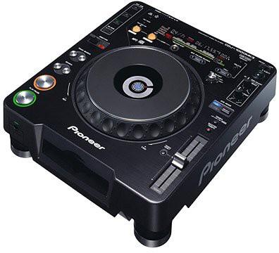 Pioneer DJ用CDプレーヤー CDJ-1000MK3(中古品)