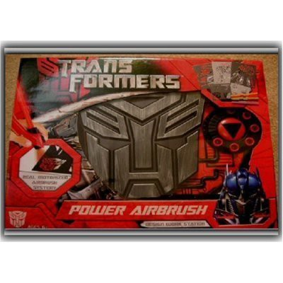 Transformers Power Airbrush Design Work Statio...
