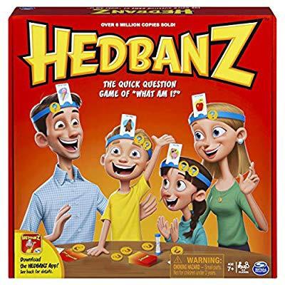 Hedbanz Game ゲーム(中古品)