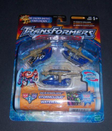 Transformers Armada The Unicron Battles Sea Mi...