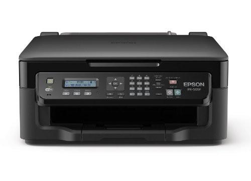 EPSON A4ビジネスインクジェットFAX複合機 PX-505...