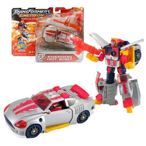 Hasbro Year 2004 Transformers Energon The Powe...