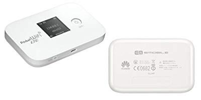 Huawei Pocket WiFi LTE GL04P ホワイト(中古品)...
