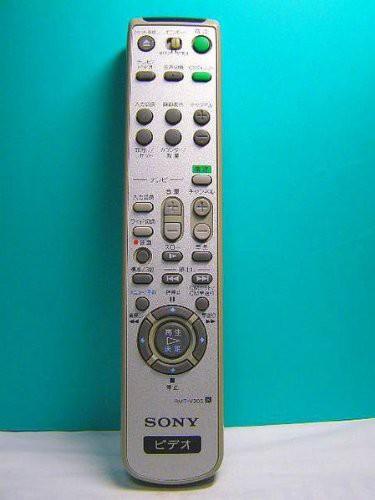 ソニー ビデオリモコン RMT-V305(中古品)