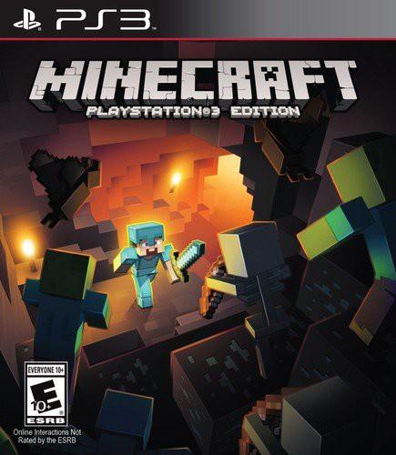 Minecraft PlayStation 3 Edition (輸入版:北米) ...