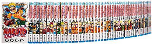 NARUTO-ナルト-  コミック 全72巻完結セット (ジ...