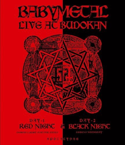 Live at Budokan: Red Night & Black Night Apoca...