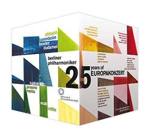 Europakonzert 25 DVD Anniversary Box 1991-2015...