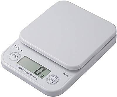 タニタ はかり スケール 料理 2kg 1g デジタル ホ...