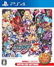 【PS4】魔界戦記ディスガイア5 The Best Price(中...