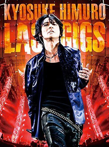 KYOSUKE HIMURO LAST GIGS(通常盤)(1BD) [Blu-r...