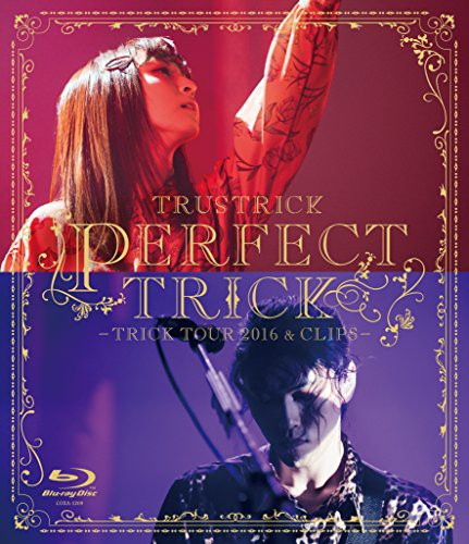 PERFECT TRICK -TRICK TOUR 2016 & CLIPS- [Blu-r...