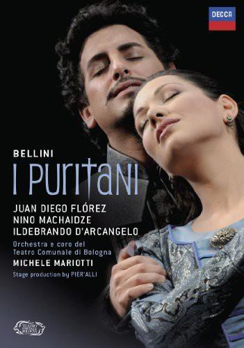 ベッリーニ:歌劇《清教徒》 [DVD](中古品)