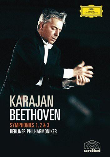 ベートーヴェン:交響曲第1番・第2番・第3番《英雄...