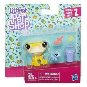 Hasbro - Littlest Pet Shop - 色とりどりのアク...