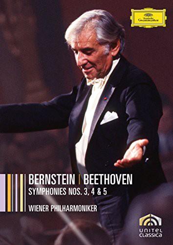 ベートーヴェン:交響曲 第3番・第4番・第5番 [DVD...