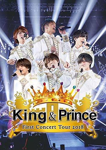 King & Prince First Concert Tour 2018(通常盤)[...