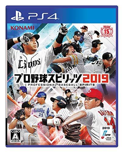 PS4:プロ野球スピリッツ2019(中古品)