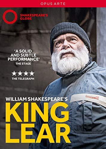 シェイクスピア:「リア王」 5幕の悲劇 グローブ座...