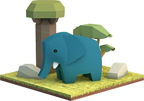HALFTOYS Animal World HA004 ELEPHANT(中古品)