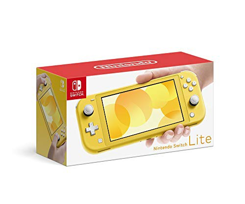 Nintendo Switch Lite イエロー(中古品)