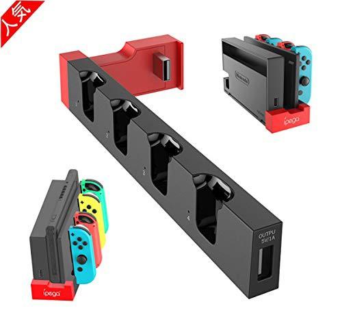 Nintendo switch 充電スタンド Joy-Con 左/右 ハ...