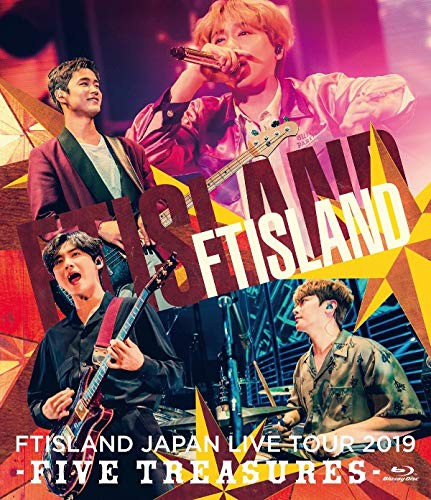 JAPAN LIVE TOUR 2019 -FIVE TREASURES- at WORLD...