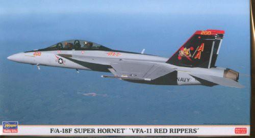 1/72 F/A-18Fスーパーホーネット VFA-11レッドリ...