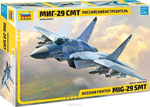 ズベズダ 1/72 ロシア空軍 MiG-29 SMT プラモデル...