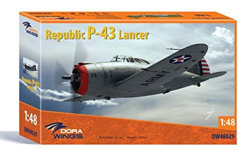 ドラウイングス 1/48 アメリカ陸軍航空軍 リパブ...