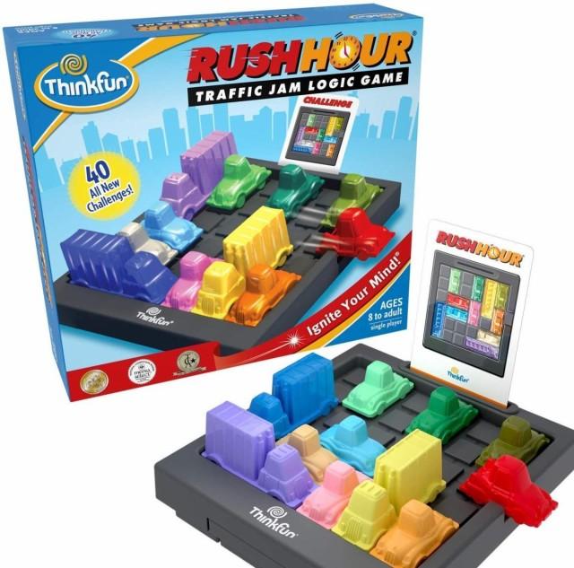 シンクファン (ThinkFun) ラッシュアワー (Rush H...