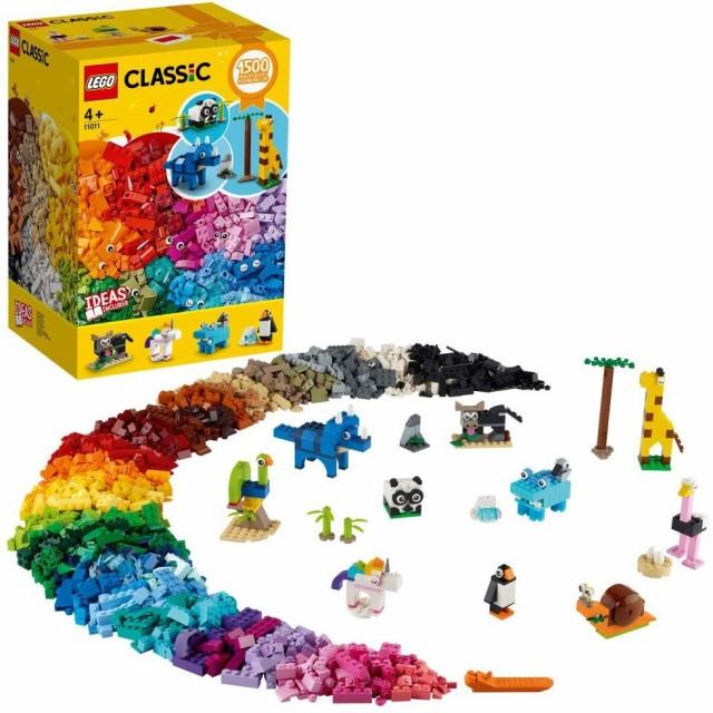 レゴ(LEGO) クラシック アイデアパーツ〈動物セッ...