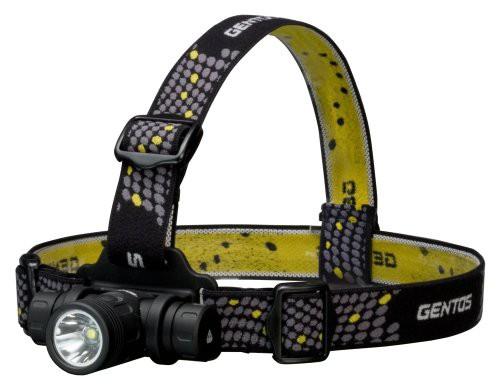 GENTOS(ジェントス) LED ヘッドライト 【明るさ52...