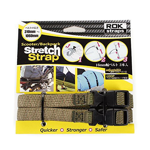 ROK straps (ロックストラップ) BPストレッチスト...