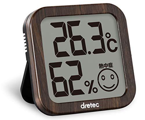 dretec(ドリテック) 温湿度計 デジタル 温度計 湿...