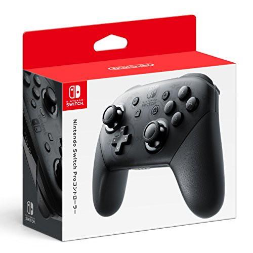 【任天堂純正品】Nintendo Switch Proコントロー...