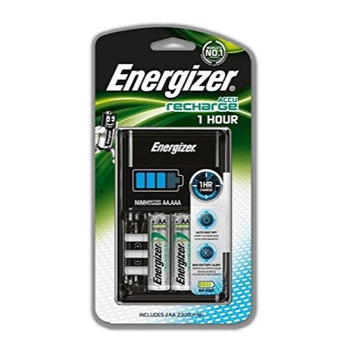 Energizer エナジャイザー 充電器セット 単3形×4...