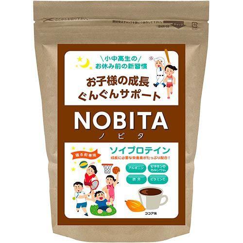 ノビタ(NOBITA) キッズプロテイン ソイプロテイン...