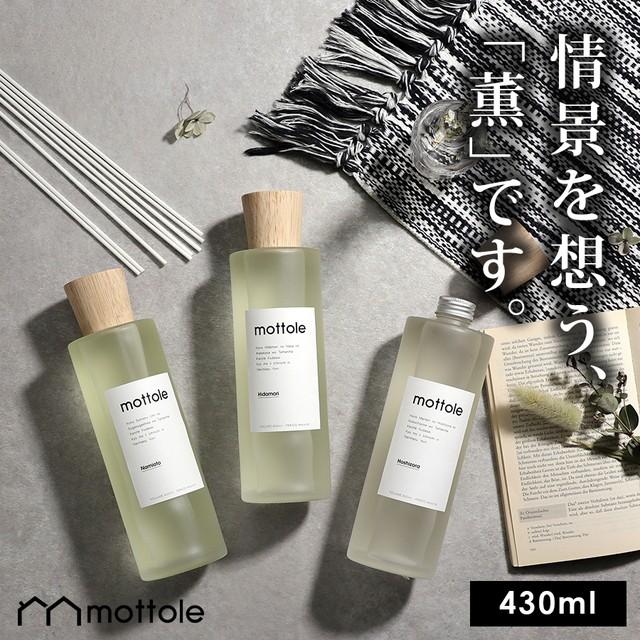 リードディフューザー 430ml MTL-A009 送料無料 m...
