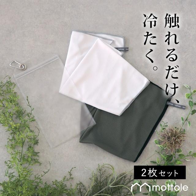 クールタオル 2枚セット 専用ケース付き MTL-Z004...
