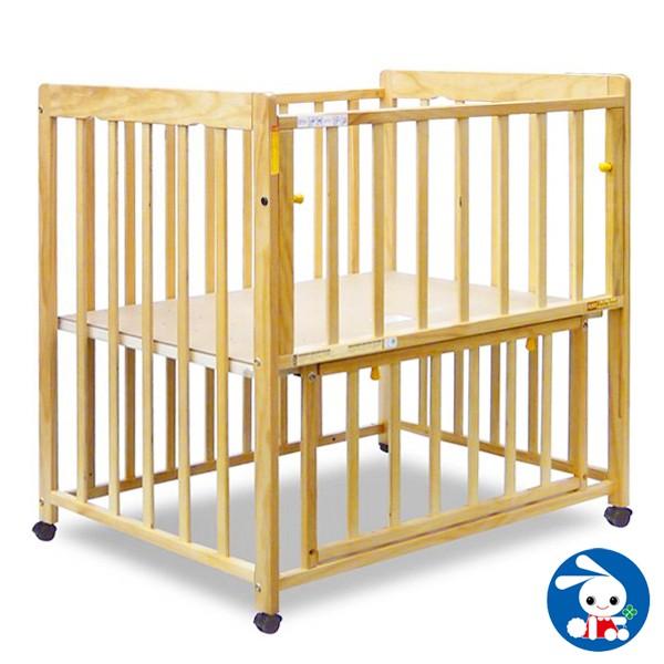 ミニベッドネルネル[ベビーベッド ミニ ベビーベット ベッド ベット 赤ちゃん ベビー ミニベッド ハイタイプ 木製 ベビー寝具
