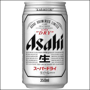 「送料無料」 アサヒスーパードライ 350ml缶 2...