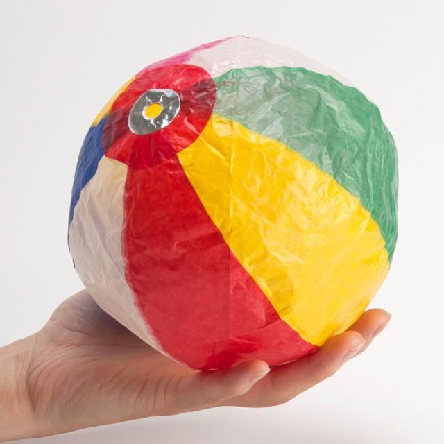 紙風船8号 直径約15cm Paper balloon