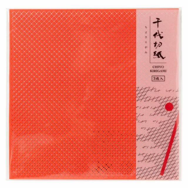 千代切紙 七宝 (BFCK-012) レーザー加工による...