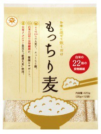 【永倉精麦】もっちり麦420g(35g×12袋) もっち...