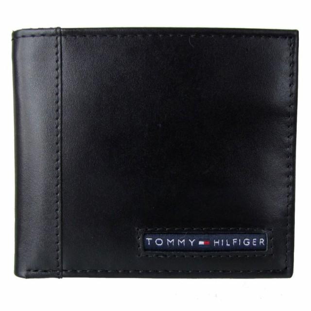 トミーヒルフィガー TOMMY HILFIGER 二つ折り財布...